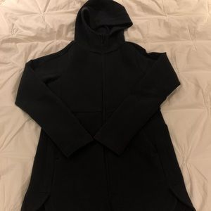 Lululemon Double Zip Hooded Tunic